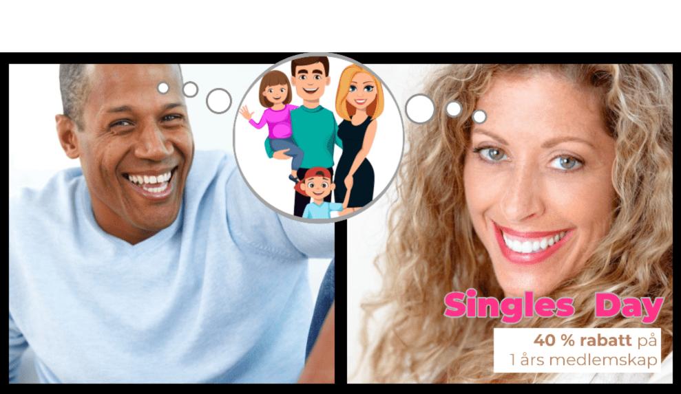 Single Day erbjudande! 40% rabatt på ett års medlemsskap!